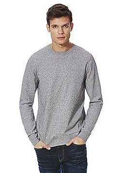 F&F Crew Neck Jumper - Grey