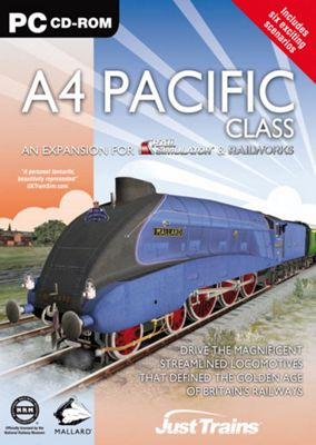 A4 Pacific Class - PC
