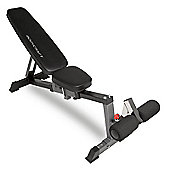 Bodycraft F320 Weight Bench with Leg Extension