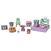 Shopkins Happy Places Decorator Pack - Kitty Kitchen