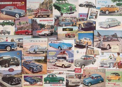 Motoring Memories Puzzle