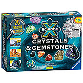 Science X - Crystals & Gemstones - Ravensburger