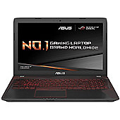 "ASUS ZX553 15.6"" Intel Core i7 GeForce GTX 1050 8GB RAM 1000GB 128GB SSD Windows 10 Gaming laptop Black"
