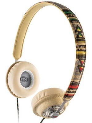 HOUSE OF MARLEY HARAMBE ON EAR HEADPHONES (TRIBE)