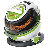 Breville Halo VDF105 Low Fat Health Fryer - White & Green