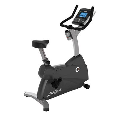 Buy Life Fitness C1 Exercise Cycle with Go console from our