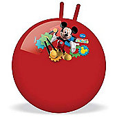 Mickey Mouse 'Clubhouse' Space Hopper Kangaroo Ball