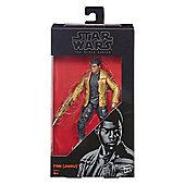 Star Wars: The Force Awakens Black Series 6 Inch Finn (Jakku)