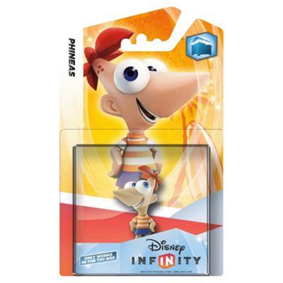 Infinity Phineas Figure