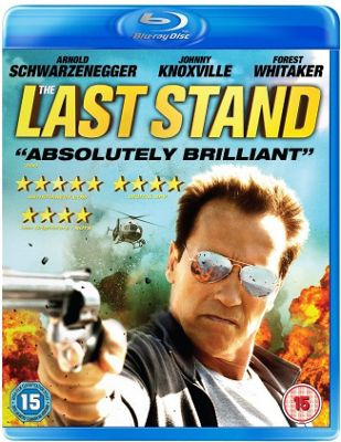 The Last Stand Blu Ray