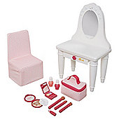 Sindy Vanity Table Set