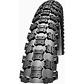 Schwalbe Mad Mike Tyre: 20 x 2.125 Black Wired. HS 137, 57-406, Active Line