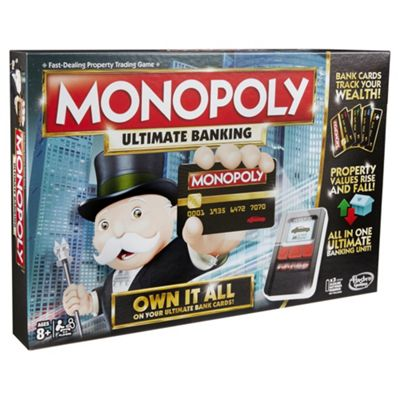 Monopoly Ultimate Banking from Hasbro Gaming