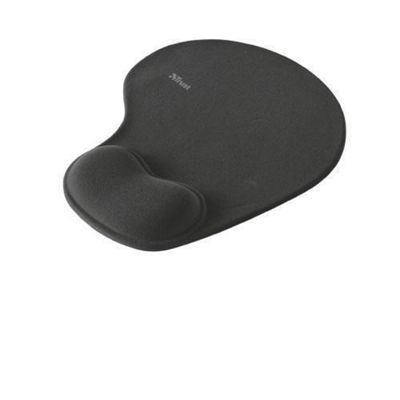 Trust Bigfoot Gel Mouse Pad (Black)