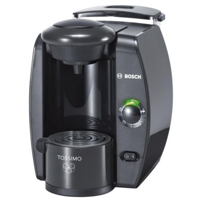 BOSCH TAS4000GB T40 Tassimo Fidelia Coffee Machine - Black
