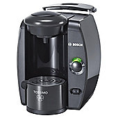 Tassimo by Bosch Fidelia Hot Drinks Machine, T40 - Black
