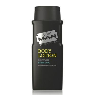 Mens Body Lotion - Hydro Cool Moisturiser for Men - 250ml - Sorbet MAN
