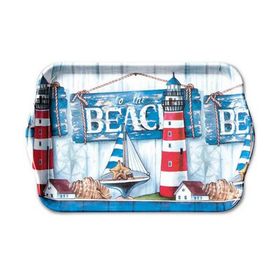 Ambiente To The Beach Scatter Tray