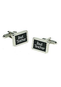 Best Teacher Novelty Themed Cufflinks