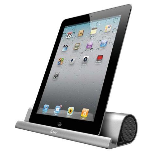 iLuv ISP245Sil Bluetooth Speaker Silver