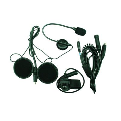 Maplin Cobra PMR Open Face Helmet Headset Kit