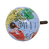 Globe Drawer Pull