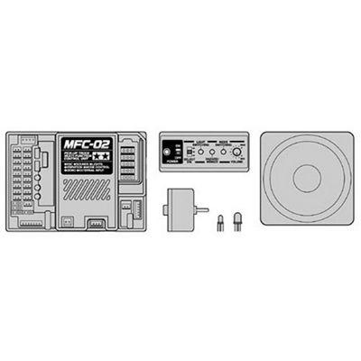 Tamiya 53957 Multi Function Control Unit 5837 - Rc Hop-Ups