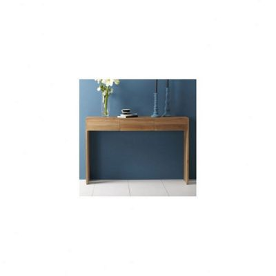 Tikamoon Eden Teak Console Table