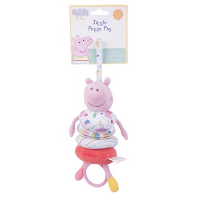 Peppa Pig For Baby Jiggle Toy