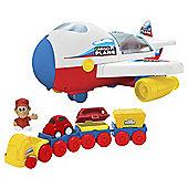 Cargo Plane Playset