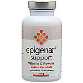 Epigenar Support Vitamin C Powder Sodium Ascorbate - 200g