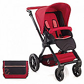 Jane Muum Pushchair (Scarlet)