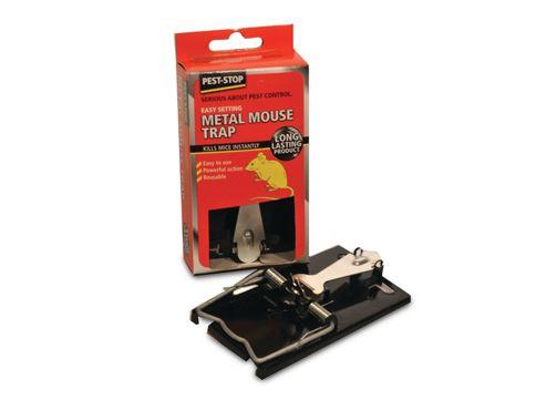 Procter Easy Set Metal Mousetrap Boxed