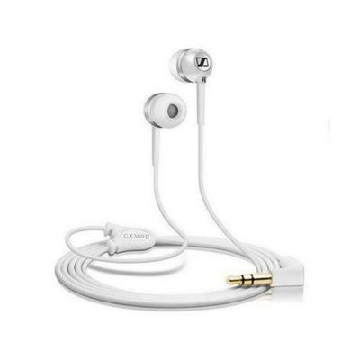 Sennheiser CX 300-II Precision Earphone (White): 502741