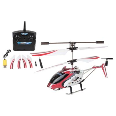 Revell Control RC Helicopter Petrel 2.4GHZ With Gyro