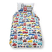 B Baby Bedding Transport Single Bed Duvet Set Size single bed