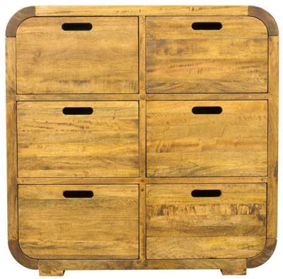 Mason and Bailey Tropic 6 Drawer Chest