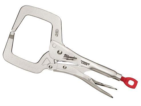 Milwaukee Torque Lock Locking C-Clamp Regular Pad 280mm (11in)