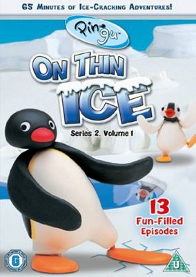 Pingu - On Thin Ice