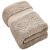 Egyptian Luxury Hand Towel 50X100 - Silver
