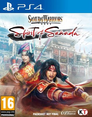 Samurai Warriors Spirit Of Sanada PS4 Game