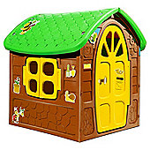 TESCO SMALL PLAYHOUSE Green