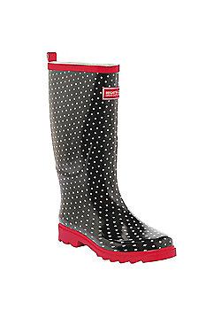 Regatta Ladies Fairweather Wellington Boot - Black