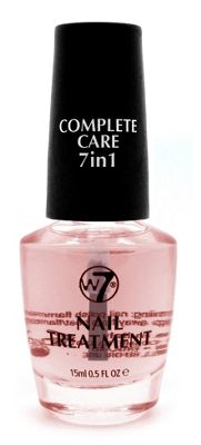 W7 Complete Care 7 in 1 Nail Treatment Nail Polish 15ml