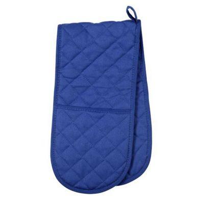 Now Designs Colour Centre Double Oven Glove, Royal Blue