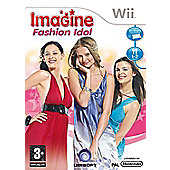 Imagine Fashion Idol - NintendoWii