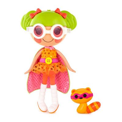 Lalaloopsy Dyna Might Doll
