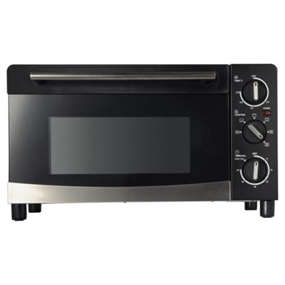 Tesco Plus Mini Oven Mmo14 Stainless Steel