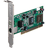 D-Link Copper Gigabit PCI Network Card