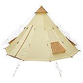 Tesco 12 Man Teepee Tent